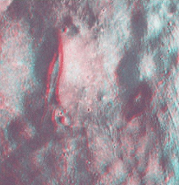 Appollo 15 снимка от луната